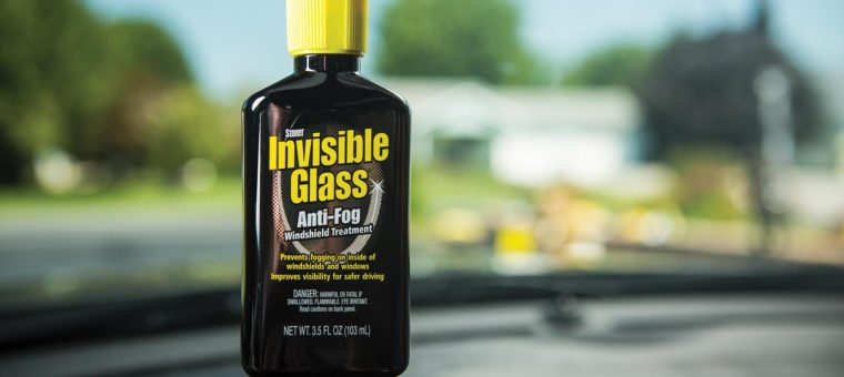 Vehicle Glass Cleaning