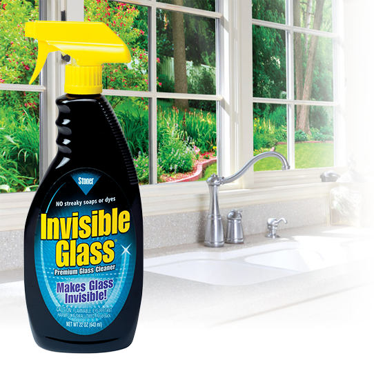 Invisible Glass Window Cleaner