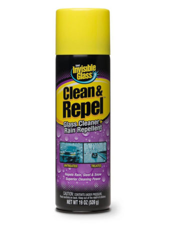 Invisible Glass Clean & Repel Aerosol