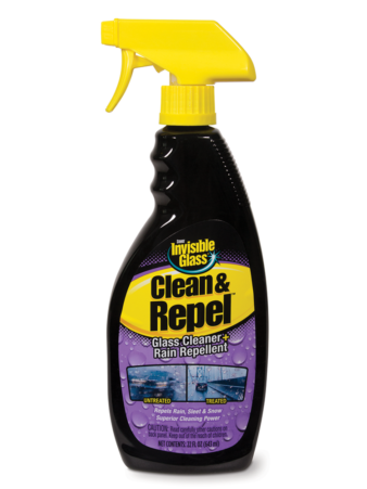 Invisible Glass Clean and Repel