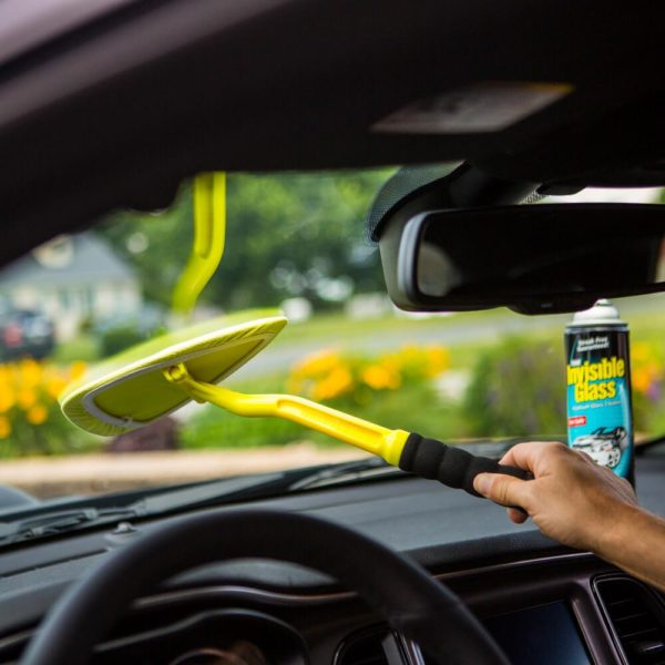 Invisible Glass Reach & Clean Tool Car