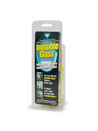 Invisible Glass Reach & Clean Tool Replacement Bonnets