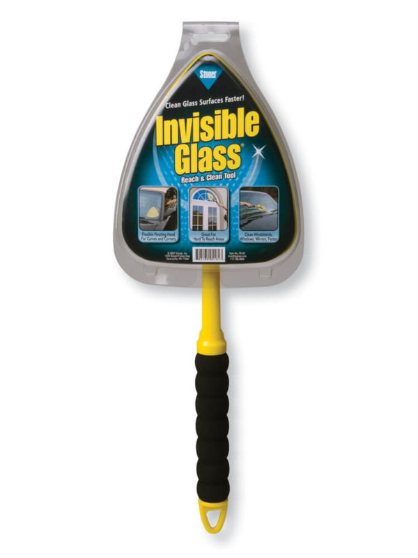 Invisible Glass Reach and Clean Tool