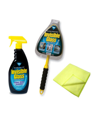 Invisible Glass Reach & Clean Kit With 2 Microfibre Cloths Website